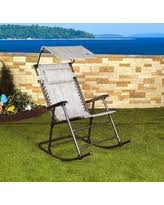Bliss Zero Gravity Lounge Chair Outdoor Chairs With Canopy Black Friday Deals