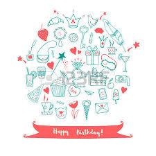 happy birthday card template happy birthday greeting card hand
