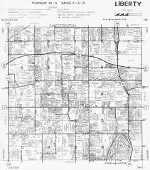 Plat Maps Porter County Indiana Genweb Liberty Township Maps