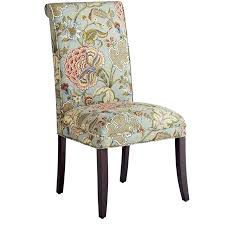 Multi Coloured Chairs by Angela Blue Floral Dining Chair Pier 1 Imports