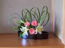 Japanese Flower Arranging Vases Ikebana Japanese Floral Art Asian Inspirations