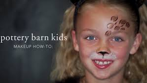 fun halloween makeup how to leopard tutu pottery barn kids