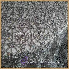 silver lace table overlay tl002j2 jennybridal fancy good quality silver chemical lace table