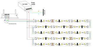 programmable led light strips how to wire led strip lights to a switch fooru me