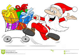 xmas shopping cartoons images reverse search