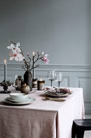 Dining Room Tablecloths by Best 25 Linen Tablecloth Ideas Only On Pinterest Transitional