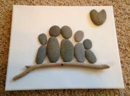 die besten 25 basteln mit steinen ideen auf pinterest steine