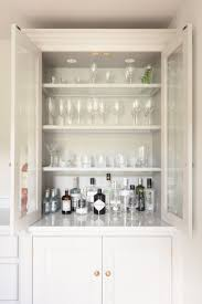 The  Best Drinks Cabinet Ideas On Pinterest Dining Cabinet - Glass shelves for kitchen cabinets