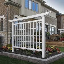 15 outdoor privacy screen and pergola ideas