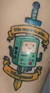 30 tattoos that will make your inner child u0027s head explode