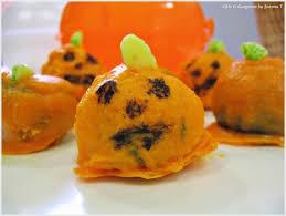 chic u0026 gorgeous treats happy halloween melting jack o u0027lantern
