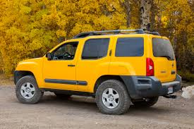nissan yellow yellow 2006 nissan xterra cooper st maxx tires at 15 psi near