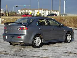 grey mitsubishi lancer used 2014 mitsubishi lancer se finance 111 bw edmonton ab