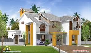tag for plan 2000sqft house kerala style duplex house plan and