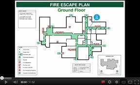 estate agent floor plan software fire escape plans