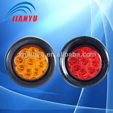 red led marker lights truck led side l red led clearance lights for trailers jy2918a