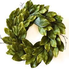 southern magnolia wreath 24 inch