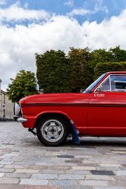 vintage opel car 1969 opel rallye kadett