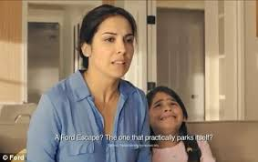 ford commercial actress australia nba finals spanish commercial is a first for english language