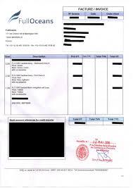 chambre de commerce certificat d origine facture certifiée par une cci française fulloceans