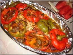 cuisiner une dorade dorade marinée à la charmoula au four la cuisine d omo chakir