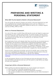 sample personal essay for college application masters personal statement personal statement msc nursing sveti te gospe sinjske