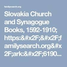 Slovak Birth Records Ostrožnica Carpatho Rusyn Slovak Birth Records