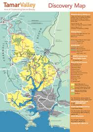 Plymouth England Map by Tamar Valley Where Is The Tamar Valley Aonb