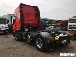 iveco stralis 440s45 6x2 manual steel air euro 5