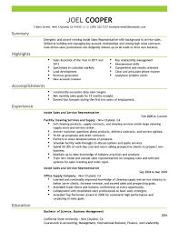 inside sales resume example resume peppapp