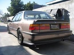 90 honda accord honda accord 90 91 cb3 cb7 cb9 sigma rear lip ebay