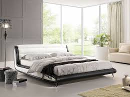 the 25 best white leather bed frame ideas on pinterest white