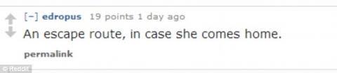 reddit pet peeves men post their pet peeves about women s homes on reddit daily mail