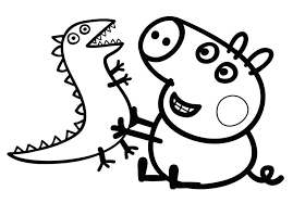 Coloring Page Of Pig World Of Craft Mo Willems Coloring Pages