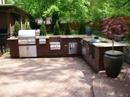 Outside Kitchens Designs Kitchen Colors Ideas Walls Small Outdoor Kitchens Designs Outside