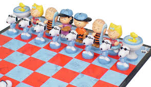Cool Chess Sets by Peanuts Chess Set New U0026 Never Opened The Chess Store
