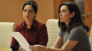 does julianna margulies hate archie julianna margulies vs archie panjabi the good wife costars are
