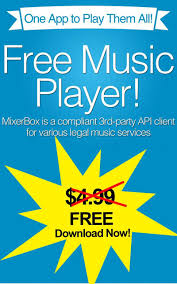 free music mp3 player download for android free download and