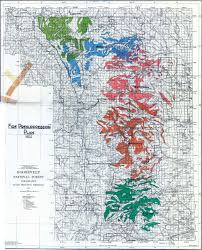 Colorado Front Range Map Arf Lookout Tower Gallery