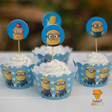 online get cheap despicable me cup cake aliexpress com alibaba