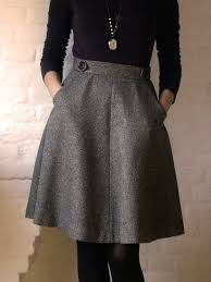 Wool Skirts For Winter