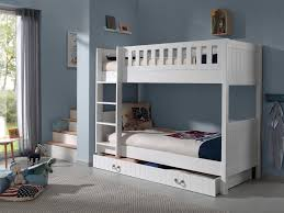 chambre garçon lit superposé composez votre chambre enfant lewis lit superposé acheter en
