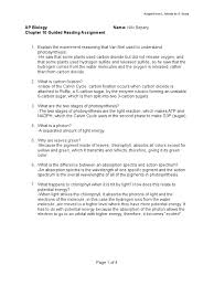 ap bio guided reading chapter 10 photosynthesis photosynthesis