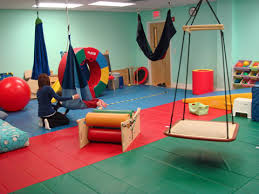 Pediatric Room Decorations Pediatric Therapy Gym Google Search Clinic Ideas Pinterest