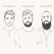 men growing hair out stages the 25 best stages of beard growth ideas on pinterest beard