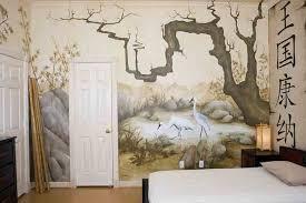 bedroom mural eastern themed children s bedroom mural
