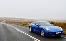 future porsche panamera porsche panamera shines in the brecon beacons