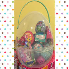 easter eggs surprises all in one shopkins big egg set eggs