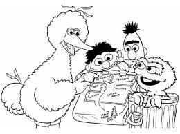 street coloring pages 5