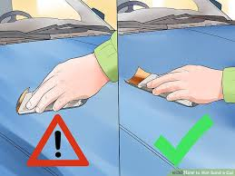 how to wet sand a car with pictures wikihow